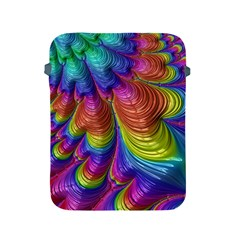 Radiant Sunday Neon Apple Ipad Protective Sleeve by ImpressiveMoments
