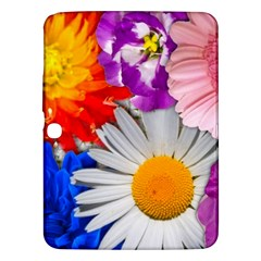 Lovely Flowers, Blue Samsung Galaxy Tab 3 (10 1 ) P5200 Hardshell Case  by ImpressiveMoments