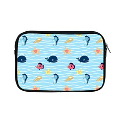 Fun Fish Of The Ocean Apple Ipad Mini Zippered Sleeve by StuffOrSomething