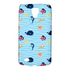 Fun Fish Of The Ocean Samsung Galaxy S4 Active (i9295) Hardshell Case by StuffOrSomething