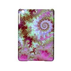 Raspberry Lime Delight, Abstract Ferris Wheel Apple Ipad Mini 2 Hardshell Case by DianeClancy