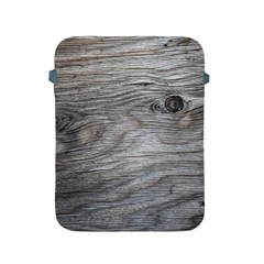 Weathered Wood Apple Ipad Protective Sleeve by chivieridesigns