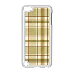 Plaid 9 Apple Ipod Touch 5 Case (white)