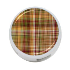 Plaid 2 4 Port Usb Hub (two Sides) by chivieridesigns