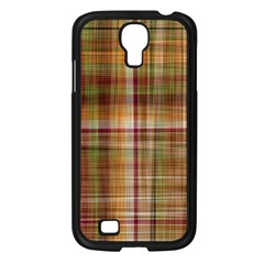Plaid 2 Samsung Galaxy S4 I9500/ I9505 Case (black)