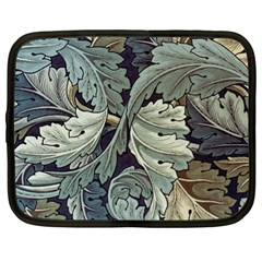 William Morris Netbook Case (xl) by chivieridesigns