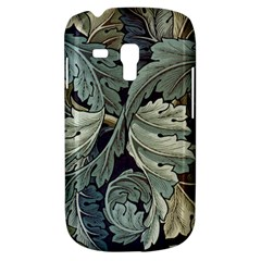 William Morris Samsung Galaxy S3 Mini I8190 Hardshell Case by chivieridesigns