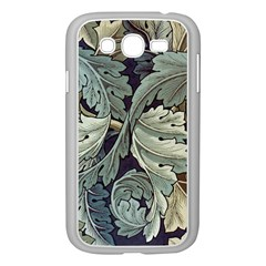 William Morris Samsung Galaxy Grand Duos I9082 Case (white) by chivieridesigns