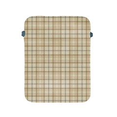 Plaid 7 Apple Ipad Protective Sleeve
