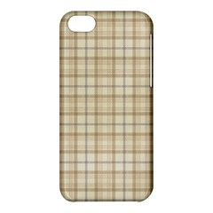 Plaid 7 Apple Iphone 5c Hardshell Case by chivieridesigns