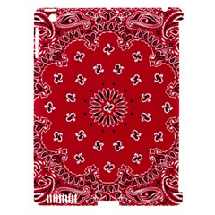 Bandana Apple Ipad 3/4 Hardshell Case (compatible With Smart Cover) by chivieridesigns