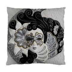 Venetian Mask Cushion Case (two Sided)  by StuffOrSomething