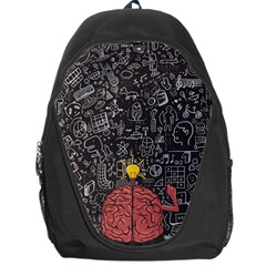 My Brain Won t Stop Backpack Bag