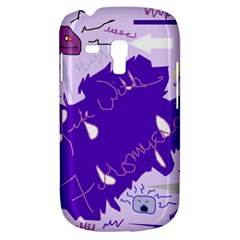 Life With Fibro2 Samsung Galaxy S3 Mini I8190 Hardshell Case by FunWithFibro