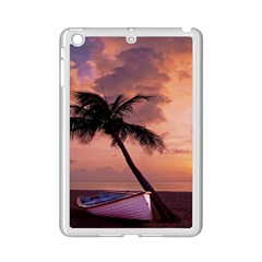 Sunset At The Beach Apple Ipad Mini 2 Case (white) by StuffOrSomething