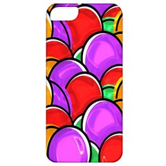 Colored Easter Eggs Apple Iphone 5 Classic Hardshell Case by StuffOrSomething