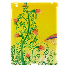 Whimsical Tulips Apple Ipad 3/4 Hardshell Case (compatible With Smart Cover) by StuffOrSomething