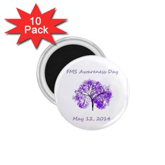 Fms Awareness Day 2014 1 75  Magnet (10 Pack)  by FunWithFibro