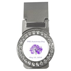 Fms Awareness 2014 Money Clip (cz) by FunWithFibro