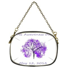 Fms Awareness 2014 Chain Purse (one Side) by FunWithFibro