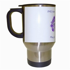 Fms Awareness 2014 Travel Mug (white) by FunWithFibro