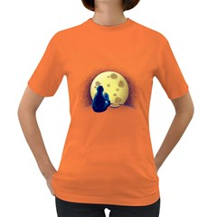 Lovely Night Women s T Shirt (colored) by Contest1907902-238417