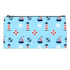 Sailing The Bay Pencil Case by StuffOrSomething