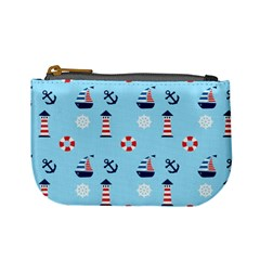 Sailing The Bay Coin Change Purse by StuffOrSomething