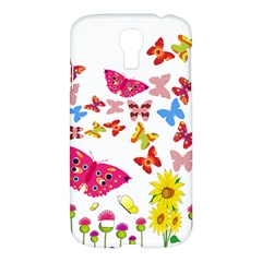 Butterfly Beauty Samsung Galaxy S4 I9500/i9505 Hardshell Case by StuffOrSomething