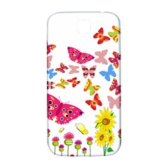 Butterfly Beauty Samsung Galaxy S4 I9500/i9505  Hardshell Back Case by StuffOrSomething