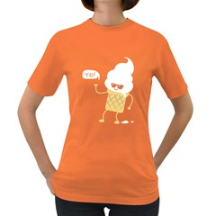 Froyo! Women s T Shirt (colored)