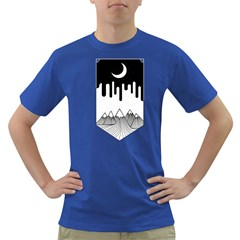 Night Melting Men s T Shirt (colored) by Contest1854579