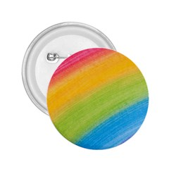 Acrylic Rainbow 2 25  Button by StuffOrSomething