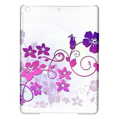 Floral Garden Apple Ipad Air Hardshell Case by Colorfulart23