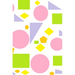 Spring Geometrics Notebook by StuffOrSomething