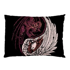 Yin Yang Pillow Case by Contest1736614
