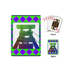 Mine Playing Cards (mini)