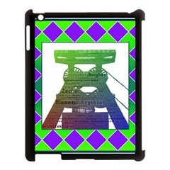 Mine Apple Ipad 3/4 Case (black) by Siebenhuehner