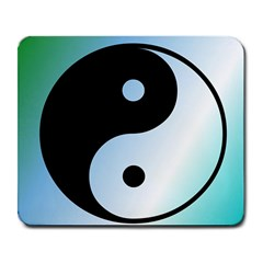 Ying Yang  Large Mouse Pad (rectangle) by Siebenhuehner