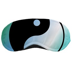 Ying Yang  Sleeping Mask by Siebenhuehner