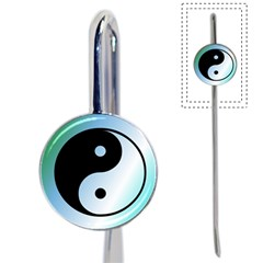 Ying Yang  Bookmark by Siebenhuehner