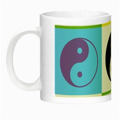 Ying Yang   Glow In The Dark Mug by Siebenhuehner