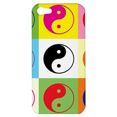 Ying Yang   Apple Iphone 5 Hardshell Case by Siebenhuehner