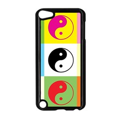 Ying Yang   Apple Ipod Touch 5 Case (black) by Siebenhuehner
