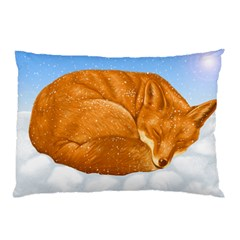 Sleep Tight Foxy Pillow Case by Contest1836099