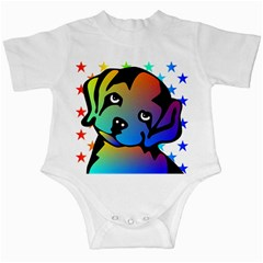 Dog Infant Bodysuit by Siebenhuehner