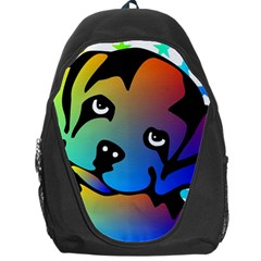 Dog Backpack Bag by Siebenhuehner