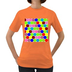 Color Women s T-shirt (colored) by Siebenhuehner