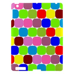 Color Apple Ipad 3/4 Hardshell Case by Siebenhuehner