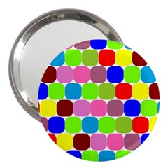 Color 3  Handbag Mirror by Siebenhuehner